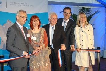 L institut de soudure inaugure le centre flambant neuf de port de bouc profession - Patricia fernandez port de bouc ...